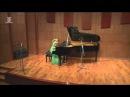 Varvara Kutuzova 11yo Recital in Moscow Philharmonic