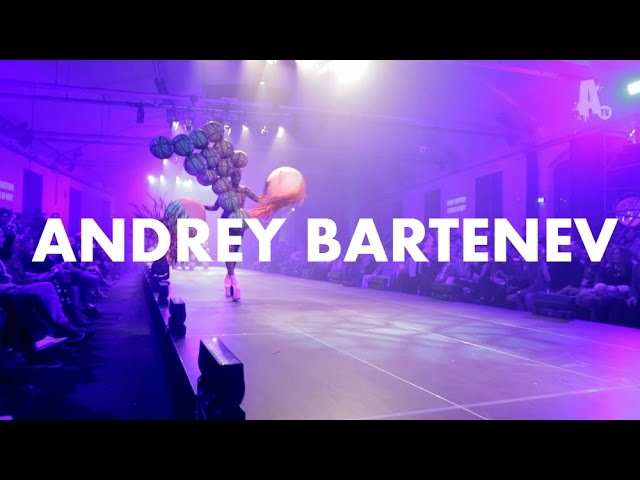 CRIME PUNISHMENT ANDREY BARTENEV EXHIBITION @ Berlin Alternative Fashion Week MARCH 2016