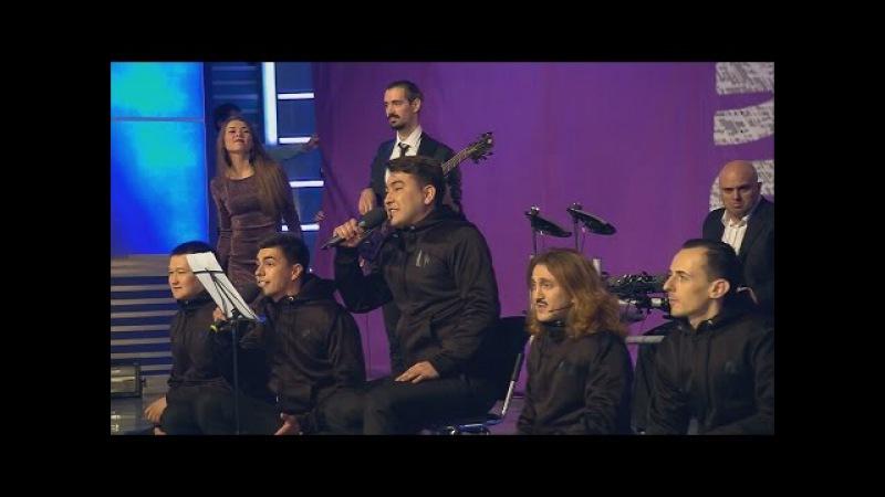 КВН Камызяки - 2015 Высшая лига Финал Музыкалка (при участии Симфонического оркест...