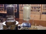 Дистилляция эфирного масла лаванды