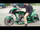 Motocykl Polskiej produkcji