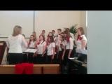 Молодежный хор ц.Преображение