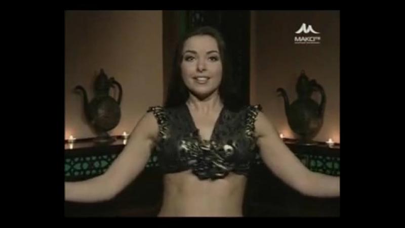 Алла Кушнир уроки танца живота 3 uroki 360p