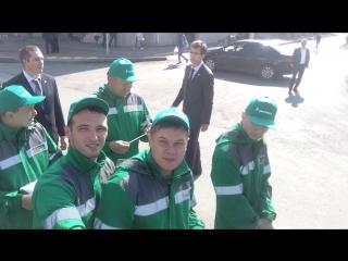 День нефтяника г. Альметьевск 3
