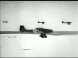 Feindflug-Stukas im Visier