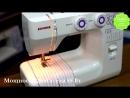 Janome PS 19 обзор швейной машинки
