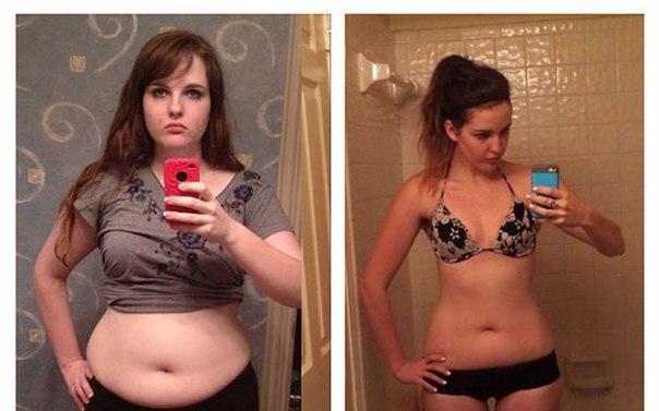 похудеть на 10кг за месяц