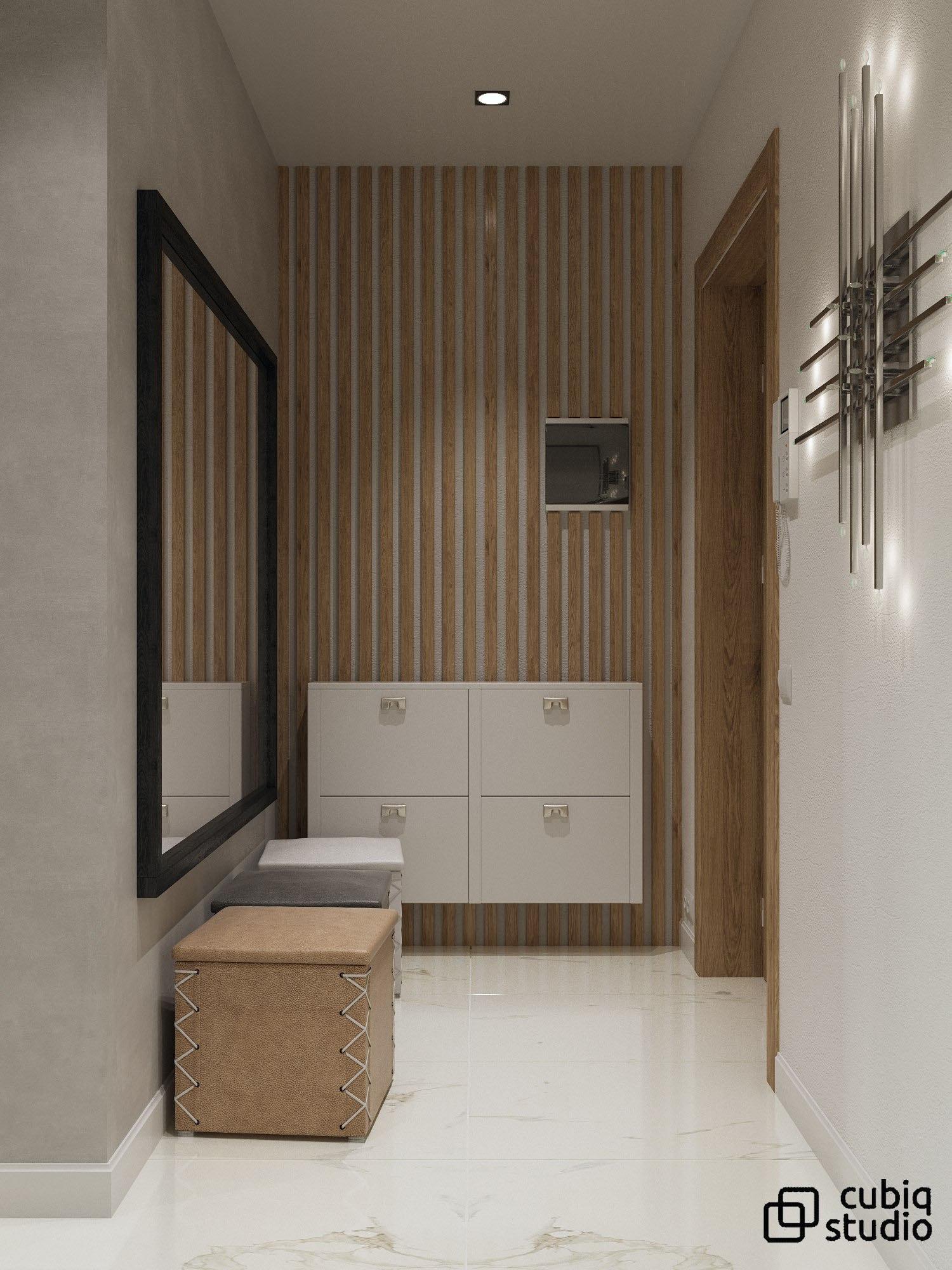 Однокомнатная квартира для холостяка 36 кв м.