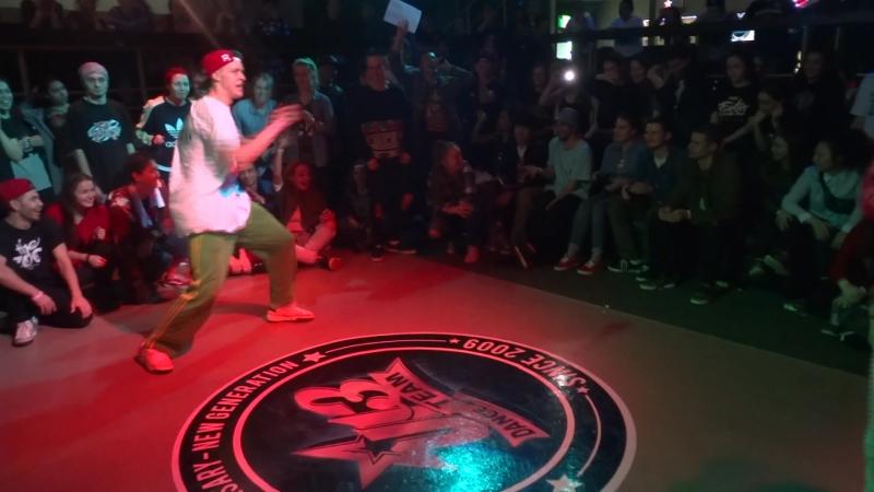 Dam'en (win) vs Renat Glide Hip-hop Pro 1/2 (7 years unniversary U13)