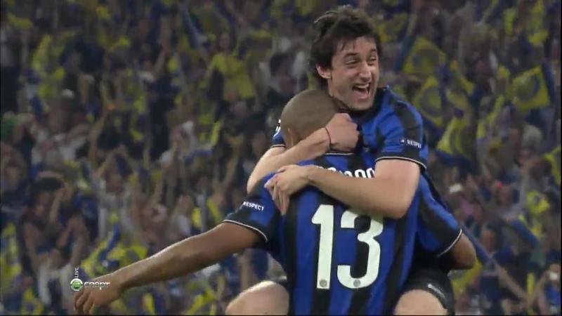 Бавария 0-2 Интер | Финал ЛЧ 2009/10 | Обзор матча HD