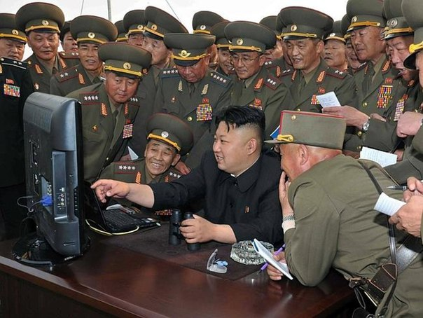 ВСеверной Корее создали пообразу иподобию социальная сеть Facebook
