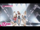 Produce 101 Ave. age 17.8 years! 5 Cuties - Group 2 4MINUTE ♬Hot Issue EP.04 20160212