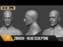 6 Head Sculpting with Dynamesh in Zbrush Tutorial series for Beginners HD