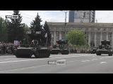 Донецк: парад Победы 9 мая