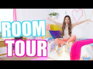 My Dorm Room Tour 2016!