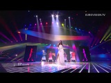 Gaitana - Be My Guest - Live - 2012 Eurovision Song Contest Semi Final 2