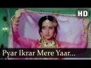 Pyar Ikrar Mere Yaar Ho Gaya Mujra Sanjay Dutt Zeba Bakhtiyar Jai Vikranta Bollywood Songs