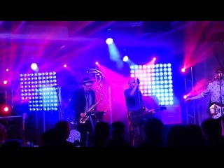 Странные игры - Солипсизм (Мумий Тролль Music Bar, Москва, 26.12.2015)