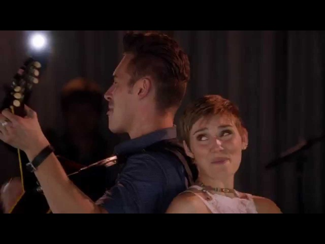 Clare Bowen (Scarlett) and Sam Palladio (Gunnar) Sing Plenty Far to Fall - Nashville