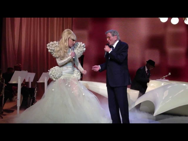 Lady Gaga Tony Bennett - The Lady Is a Tramp (Live @ the Inaugural Staff Ball)