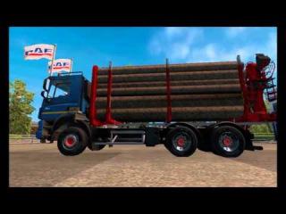 [ETS2]Euro Truck Simulator 2 Tatra Phoenix v2.0