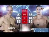 80 кг / Алексей Иванов (Россия) vs. Аскар Можаров (Украина)