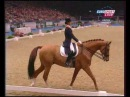 Adelinde Cornelissen Parzival Kur 82 050% FEI WORLD CUP DRESSAGE 2009 UK London Olympia