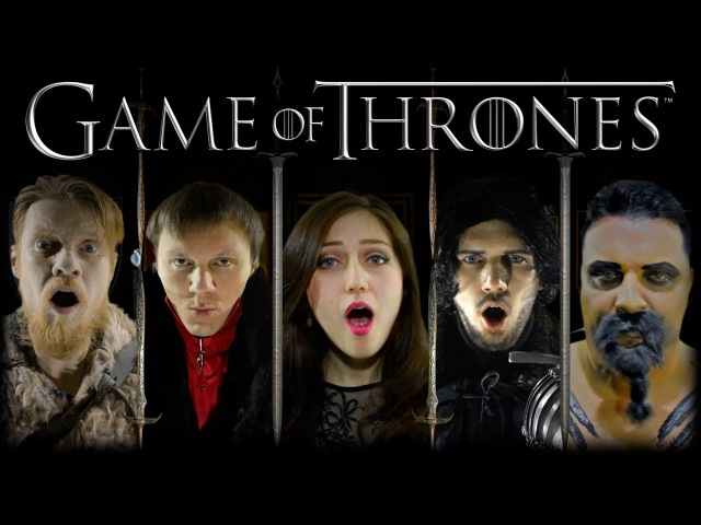 Game of Thrones Main Theme A'cappella
