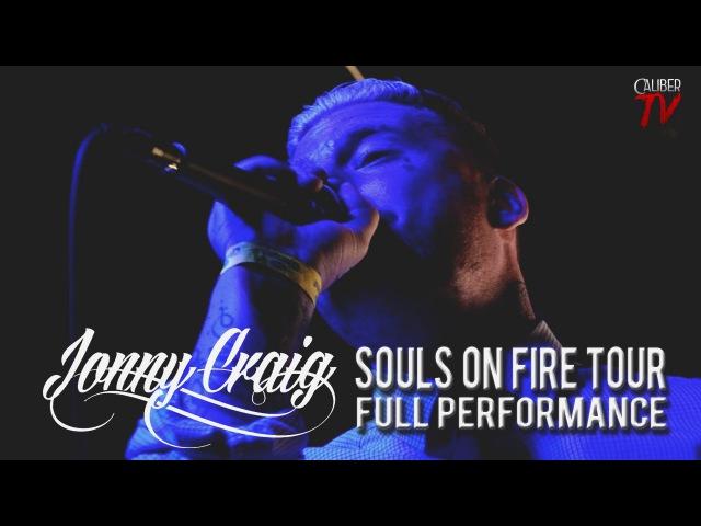Jonny Craig - FULL SET! LIVE! Souls On Fire Tour (Ace Of Spades Sacramento, CA)