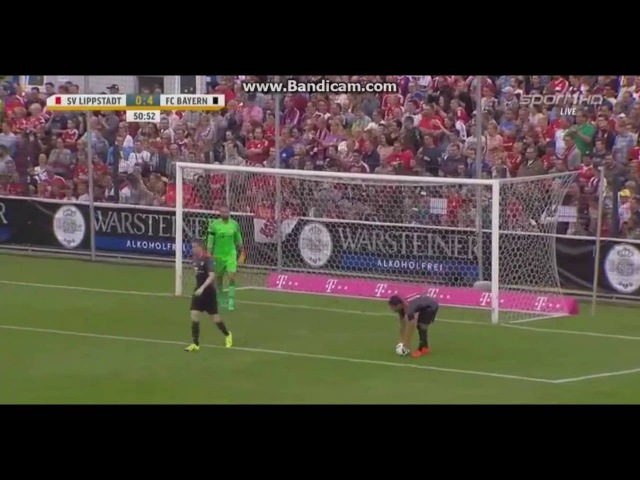 Lippstadt v Bayern Munich 3-4 | Full Highlights