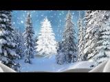 Футаж Зимний Сказка