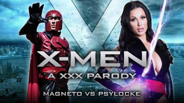 WOW XXX-Men: Psylocke vs Magneto (XXX Parody) # 1