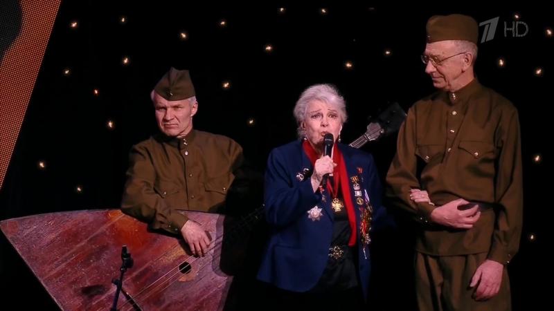 ОТ ГЕРОЕВ БЫЛЫХ ВРЕМЁН - Концерт, посвящённый 45-летию фильма «ОФИЦЕРЫ»