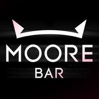 Логотип MOORE BAR