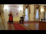 Наталья Бикметова (г.Самара) - Пусть приснится рай. Колыбельная