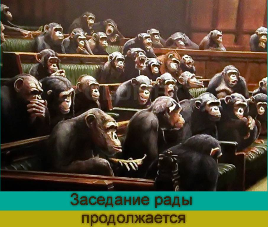 """""""Некоторые фракции превратили парламент в цирк и шапито"""", - Бурбак - Цензор.НЕТ 7609"""