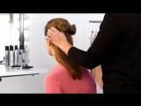 Видеоурок- бант из волос