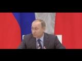 Путин подарил Мутко самоучитель английского языка!
