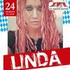 LINDA, 24 ноября в «Максимилианс» Екатеринбург