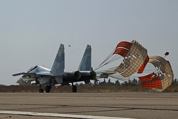 Израиль с пониманием отнесся к пересечению границы российским самолетом
