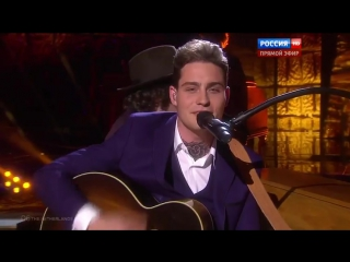 ESC 2016 The Netherlands: Douwe Bob - Slow Down [1st Semi-Final]