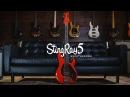 Ernie Ball Music Man StingRay 5 Neckthrough Bass Joe Dart Demos