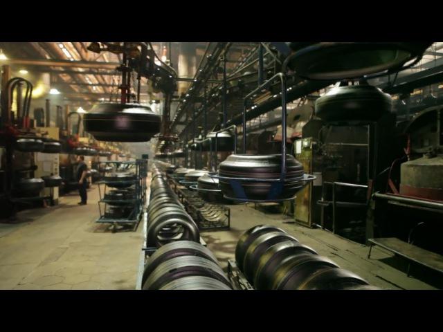 Як це Виробництво шин