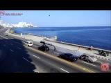 NEW ROADS AHEAD FAST AND FURIOUS 8 - FILMACION EN CUBA ESCENA
