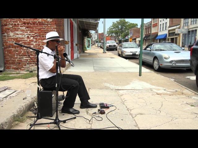 Brandon Bailey Harmonica Jam - Memphis Tennessee | TN Vacation