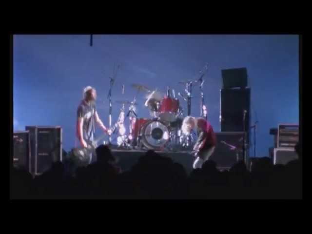 Nirvana - 04 School (Paramount Theater 91)
