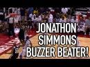 Jonathon Simmons GAME WINNER in Vegas!!!