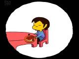 ~Undertale Animation~ ~ Спагетти для Фриск~