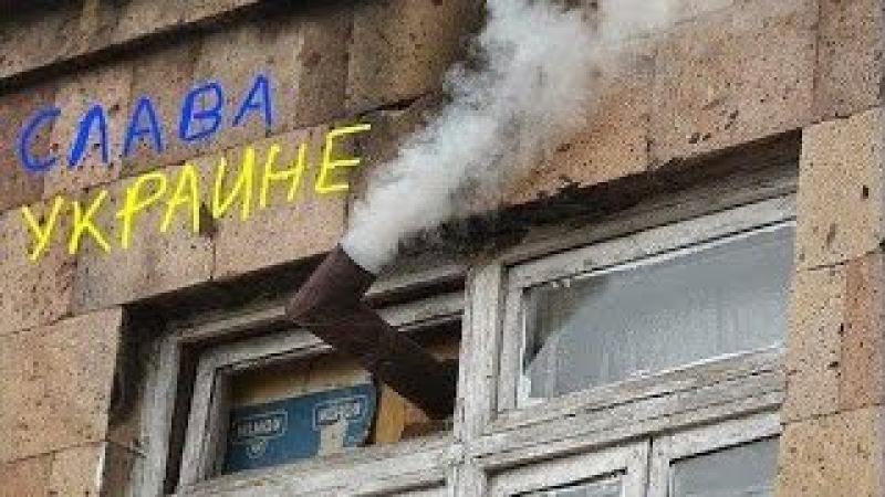 Письмо киевлянина другу в Москве. Автор Klim Podkova