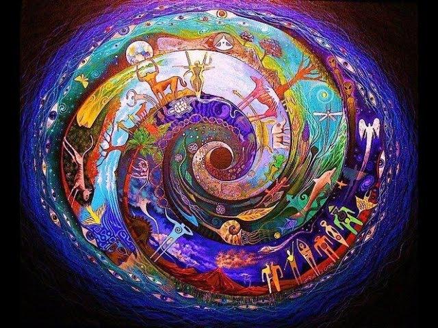 Верхний Зодиак Двойная Спираль